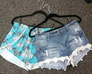 Fun Summer Shorts